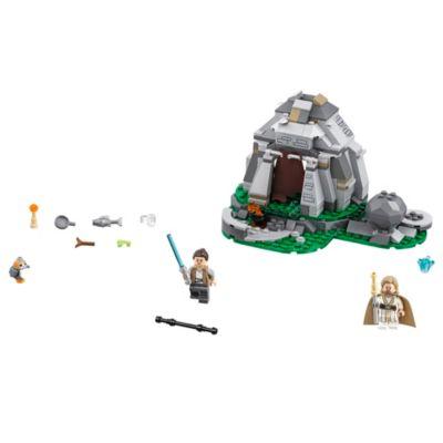 LEGO Ahch-To Island Training Set 75200, Star Wars: The Last Jedi