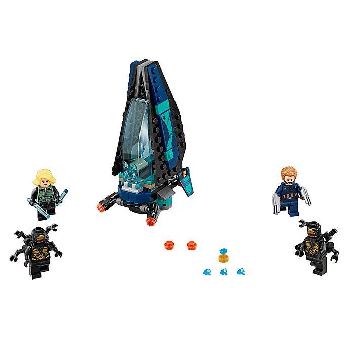 Coffret LEGO Attaque aérienne d'Outrider 76101