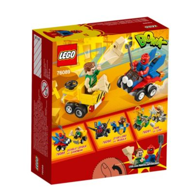 LEGO Mighty Micros: Scarlet Spider vs. Sandman Set 76089