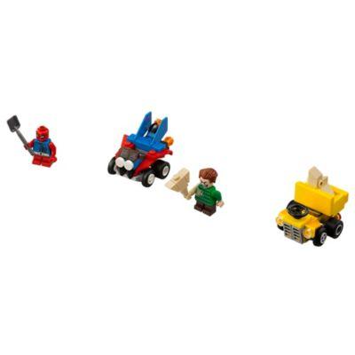 LEGO Mighty Micros: Araña Escarlata contra Hombre de Arena (set 76089)