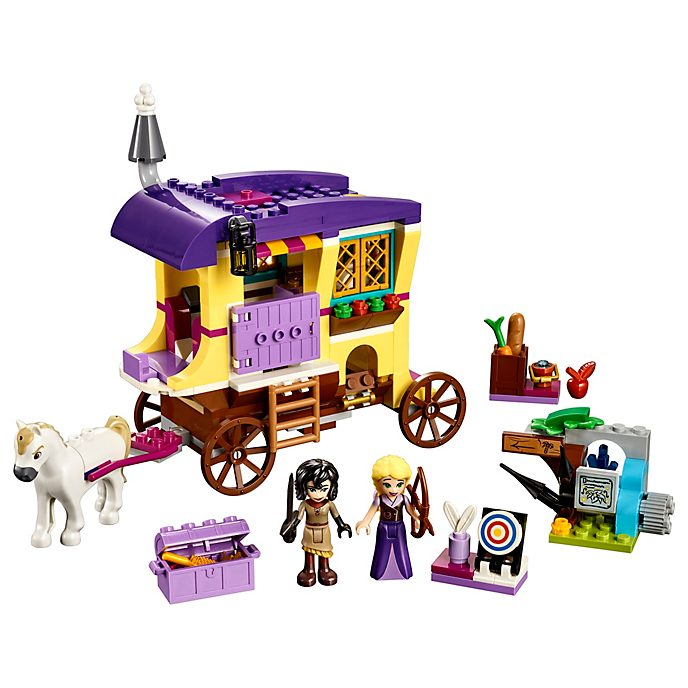 LEGO Rapunzel's Travelling Caravan Set 41157, Tangled: The Series