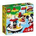 LEGO DUPLO Juniors 10881 set La barca di Topolino