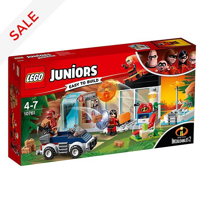 LEGO Juniors - Die Unglaublichen2 - The Incredibles2 - 10761 Die große Flucht