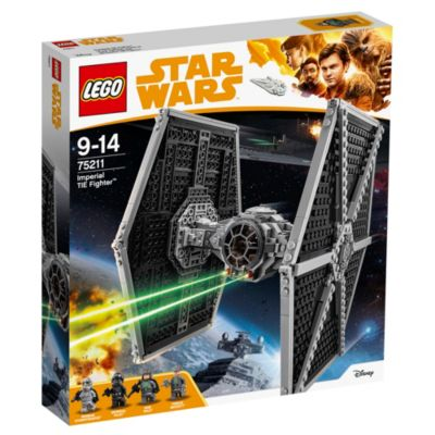 Ensemble LEGO Star Wars75211Imperial TIE Fighter
