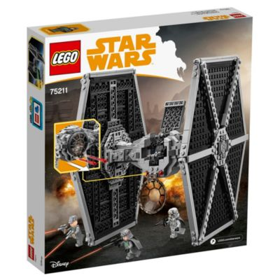 Set LEGO 75211 TIE Fighter imperiale