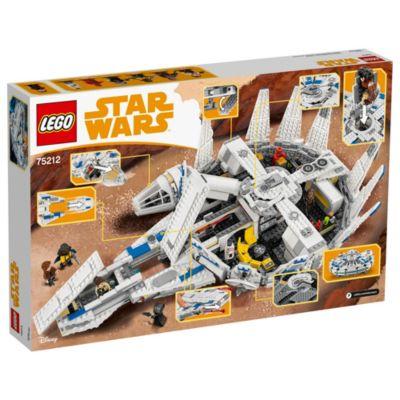 Ensemble LEGO Star Wars75212Kessel Run Millennium Falcon