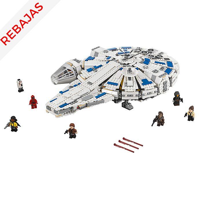 Halcón milenario del corredor de Kessel LEGO (set 75212)