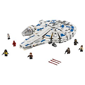 Ensemble LEGO Star Wars 75212 Kessel Run Millennium Falcon