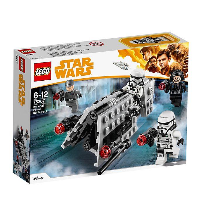 LEGO Star Wars Imperial Patrol Battle Pack Set 75207