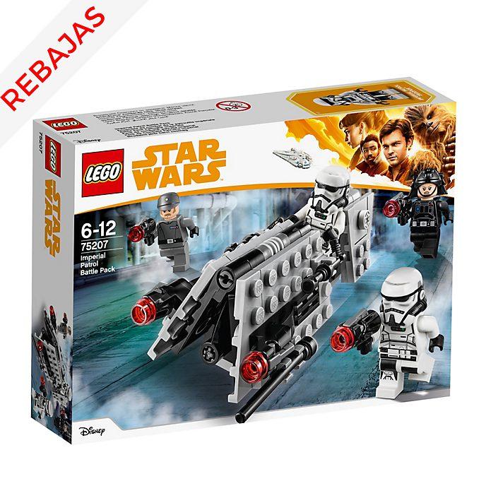 64692d4cf55 LEGO Star Wars Pack de combate de patrulla imperial (set 75207)