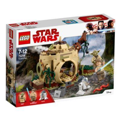 Ensemble LEGO Star Wars75208La Hutter de Yoda