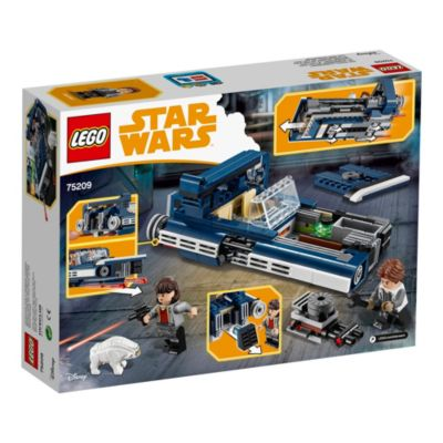 LEGO Han Solo's Landspeeder Set 75209
