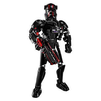 LEGO Star Wars Figura montable piloto de caza TIE de élite (set 75526)