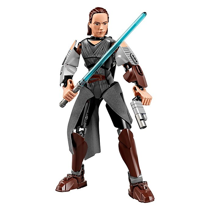 LEGO Star Wars Rey Buildable Figure Set 75528