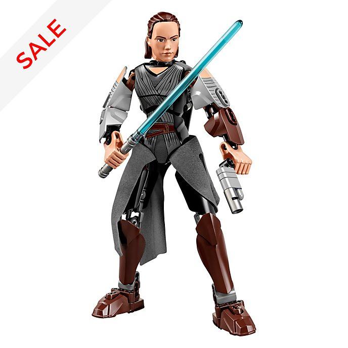 LEGO - Star Wars - Rey - Figur zum Zusammenbauen - Set 75528