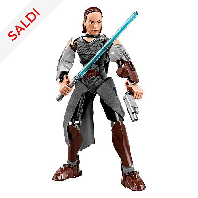 LEGO Star Wars 75528 set personaggio costruibile Rey