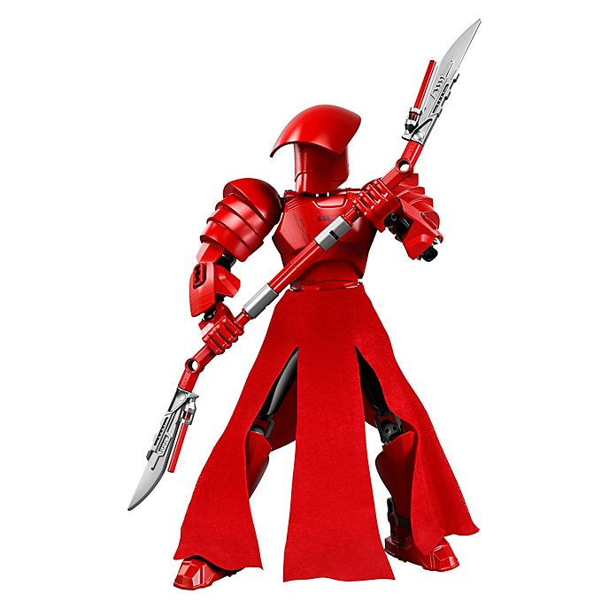 LEGO Star Wars Elite Praetorian Guard Buildable Figure Set 75529