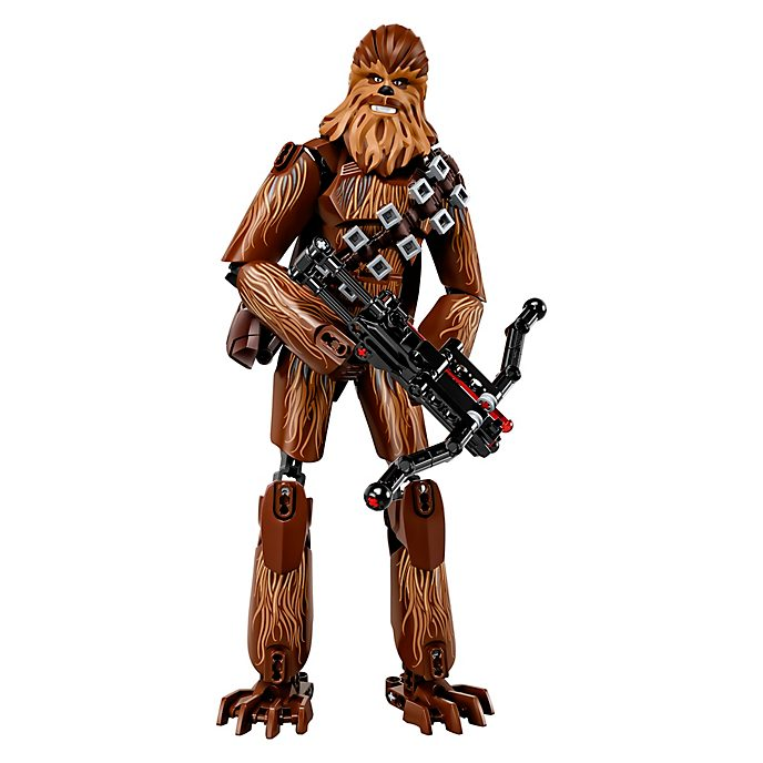 LEGO Star Wars Chewbacca Buildable Figure Set 75530