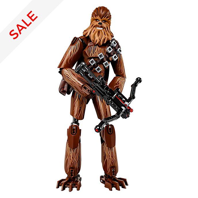 LEGO Star Wars Chewbacca Buildable Figure Set 75530