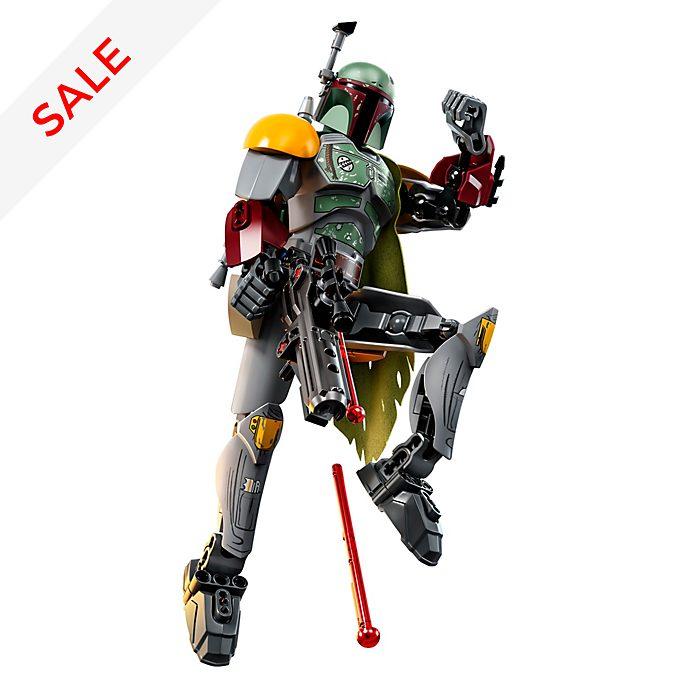LEGO Star Wars Boba Fett Buildable Figure Set 75533