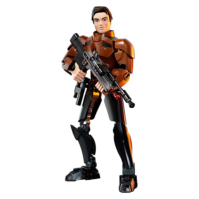 LEGO Star Wars Figura montable Han Solo (set 75535)