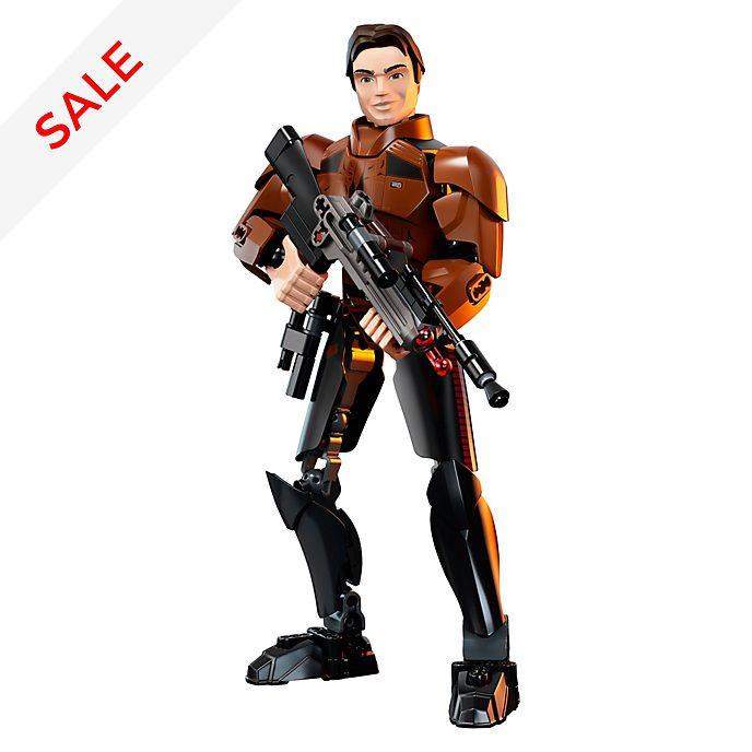 LEGO Star Wars Han Solo Buildable Figure Set 75535