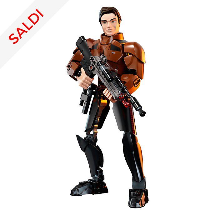 LEGO Star Wars 75535 set personaggio costruibile Han Solo