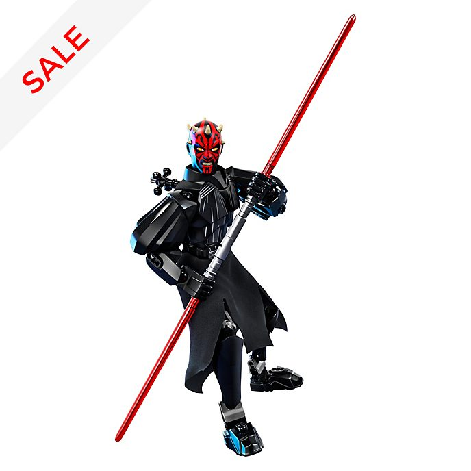 LEGO Star Wars Darth Maul Buildable Figure Set 75537