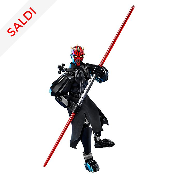 LEGO Star Wars 75537 set personaggio costruibile Darth Maul