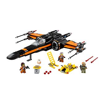 LEGO Star Wars 75532 set Poe's X-Wing Fighter