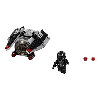 LEGO Star Wars 75161 set Microfighter TIE Striker