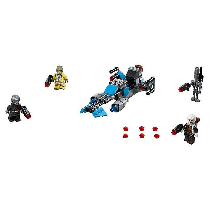 LEGO Star Wars75167La moto speeder du Bounty Hunter