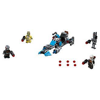 LEGO Star Wars 75167 set Battle Pack Speeder Bike del Bounty Hunt