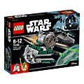 LEGO Star Wars Caza estelar Jedi Yoda (set 75168)