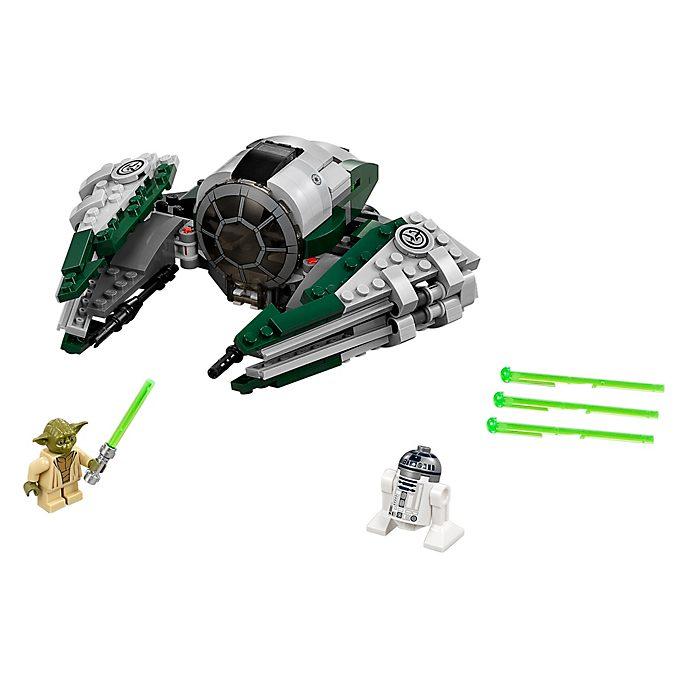LEGO - Star Wars - Yodas Jedi Starfighter - Set75168