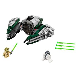 LEGO Star Wars 75168 set Jedi Starfighter di Yoda