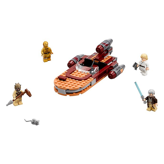 LEGO Star Wars 75173 set Luke's Landspeeder