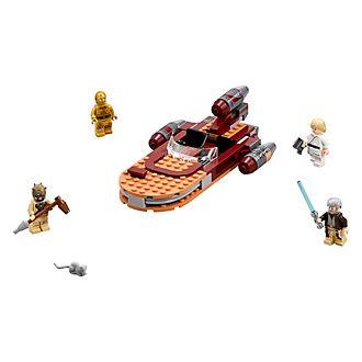 LEGO Star Wars Deslizador Luke (set 75173)