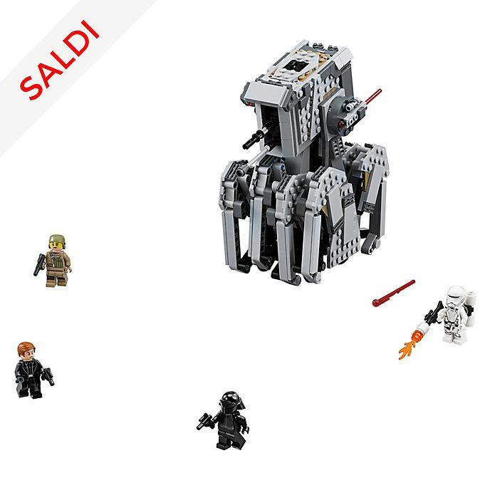 LEGO Star Wars 75177 set First Order Heavy Scout Walker