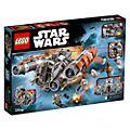 LEGO Star Wars 75178 set Quadjumper di Jakku