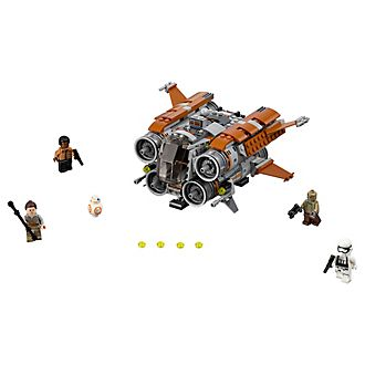 LEGO Star Wars 75178 set Quadjumper di Jakku