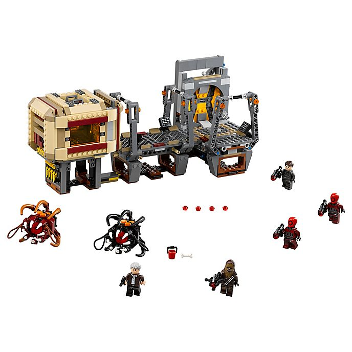 LEGO Star Wars Huida de los rathtars (set 75180)