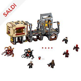 LEGO Star Wars 75180 set Fuga dal Rathtar