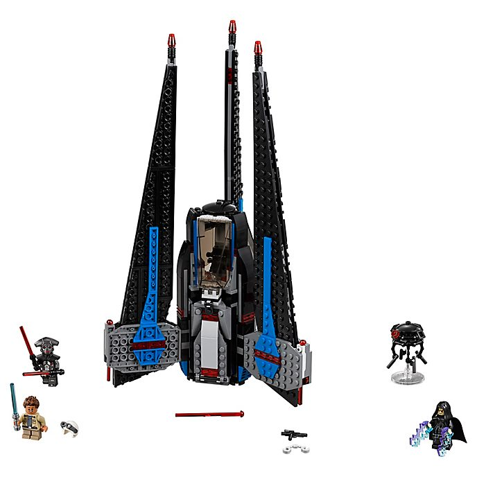 LEGO Rastreador (set 75185)