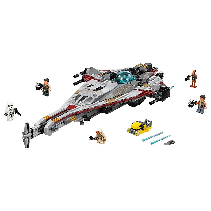 LEGO The Arrowhead Set 75186