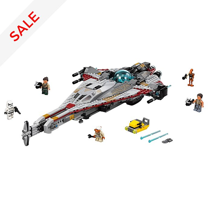 LEGO The Arrowhead Set 75186