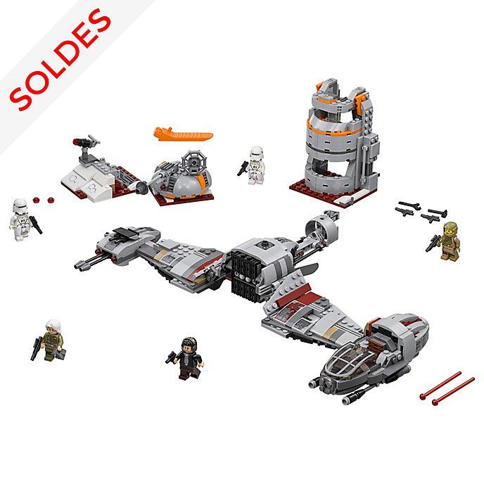 LEGO Star Wars75202Défense de Crait