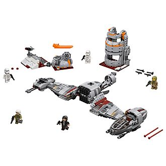 LEGO Defensa de Crait (set 75202)