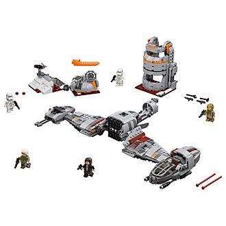 LEGO Defensa de Crait (set 75202)