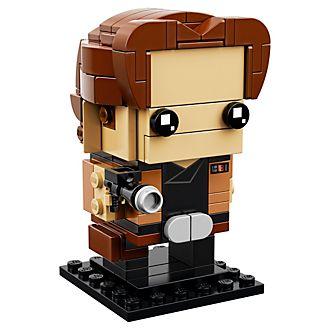 LEGO BrickHeadz 41608 set personaggio Han Solo